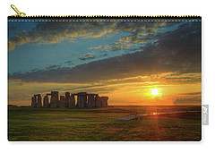 Sacred Sunset Carry-all Pouch