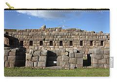 Sacsaywaman Cusco, Peru Carry-all Pouch by Aidan Moran