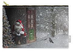 Sad Santa Carry-all Pouch