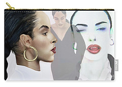 Sade In Layers  Carry-all Pouch