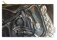 Saddle Study Carry-all Pouch