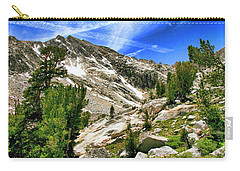 Saddlebag Loop Trail View Carry-all Pouch