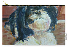 Sadie Carry-all Pouch by Bryan Bustard