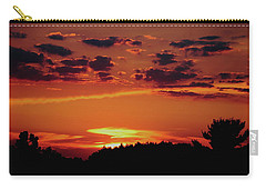 Sadie's Sunset Carry-all Pouch by Bruce Patrick Smith