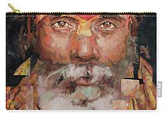 Sadu  Carry-all Pouch by Richard Day