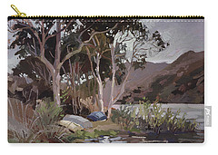 Safe Shelter  - Plein Air - Catalina Island Carry-all Pouch