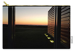 Carry-all Pouch featuring the photograph Sag Harbor Sunset 2 by Rob Hans