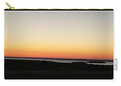 Carry-all Pouch featuring the photograph Sag Harbor Sunset 3 by Rob Hans
