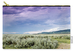 Sage Fields  Carry-all Pouch