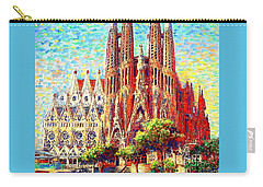Sagrada Familia Carry-all Pouch