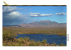 Saguaro Lake Panorama Carry-all Pouch