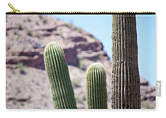 Saguaro Movie Nostalgia Carry-all Pouch