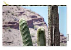 Saguaro Movie Nostalgia Carry-all Pouch
