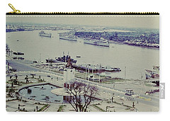 Saigon River, Vietnam 1968 Carry-all Pouch
