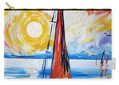 Sail Sail More Carry-all Pouch