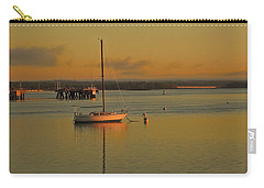 Sailboat Glow Carry-all Pouch