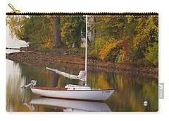 Sailboat In Alburg Vermont  Carry-all Pouch