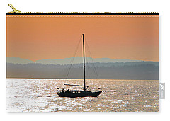 Sailboat With Bike Carry-all Pouch