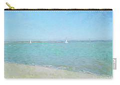 Sailboats At West Wittering Carry-all Pouch