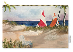 Sailing Along Carry-all Pouch