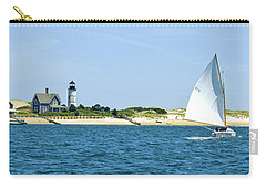 Sailing Around Barnstable Harbor Carry-all Pouch
