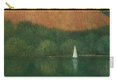 Sailing At Trelissick Carry-all Pouch