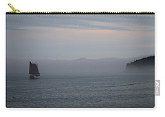 Sailing Away On Margaret Todd Carry-all Pouch by Living Color Photography Lorraine Lynch