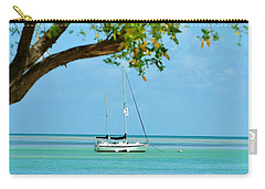 Sailing Away To Key Largo Carry-all Pouch