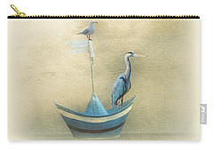 Sailing By The Moon Carry-all Pouch