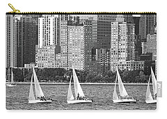 Sailing In New York Harbor No. 3-1 Carry-all Pouch