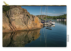 Sailing In Sweden Carry-all Pouch by Martina Thompson