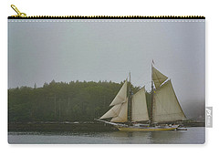 Sailing In The Mist Carry-all Pouch