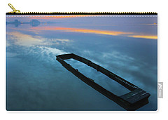 Carry-all Pouch featuring the photograph Sailing In The Sky by Davor Zerjav