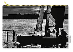 Sailing - Lake Monona - Madison - Wisconsin 2 Carry-all Pouch