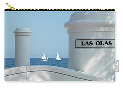 Sailing Las Olas Carry-all Pouch