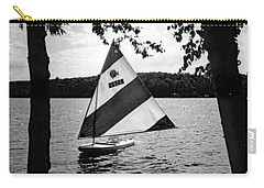 Sailing On Lake Dunmore No. 1-1 Carry-all Pouch
