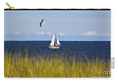 Sailing On Long Beach Island Carry-all Pouch