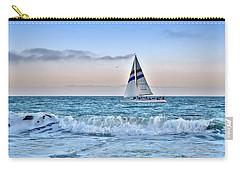Sailing Santa Cruz Carry-all Pouch