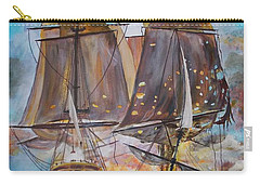 Sailing Ships At War. Carry-all Pouch