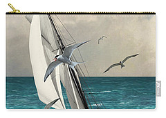 Sailing Southern Seas Carry-all Pouch