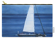 Sailing The Blues Carry-all Pouch