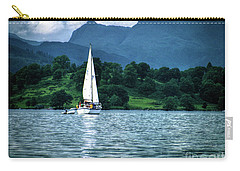 Sailing The Lakes Carry-all Pouch