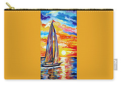 Sailing Towards My Dreams Carry-all Pouch