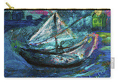 Sailor Going Home Carry-all Pouch