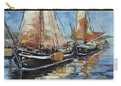 Sails 13 Carry-all Pouch by Irek Szelag