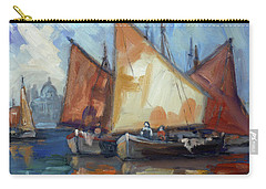 Sails 2 - Venice Carry-all Pouch