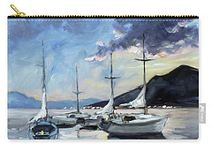 Sails 4 - Lake Como Carry-all Pouch