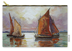 Sails 6 Carry-all Pouch by Irek Szelag