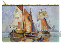 Sails 7 Carry-all Pouch by Irek Szelag