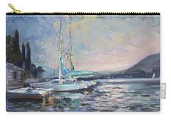 Sails 8 - Lake Como Varenna Carry-all Pouch